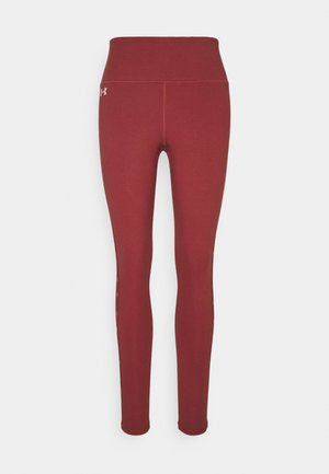 FAVORITE LEGGING HI RISE - Medias - cinna red