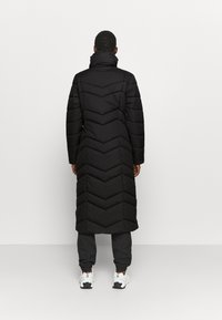 Jack Wolfskin - KYOTO LONG COAT - Winter coat - black - 3