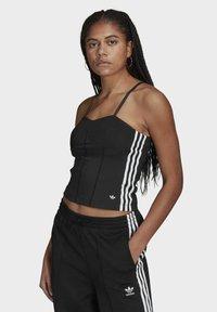 adidas Originals - CORSET - Top - black - 0