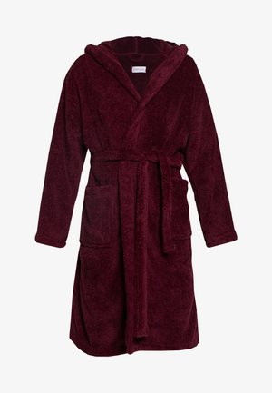 Dressing gown - bordeaux
