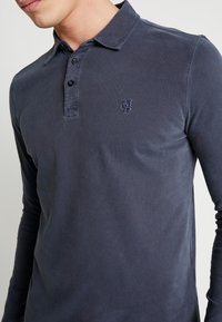 Marc O'Polo - LONG SLEEVE - Poloshirt - total eclipse - 4