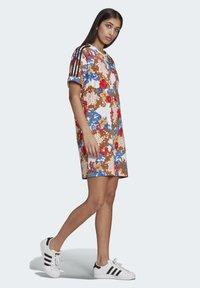 adidas Originals - DRESS - Vestido ligero - multicolor/white - 1