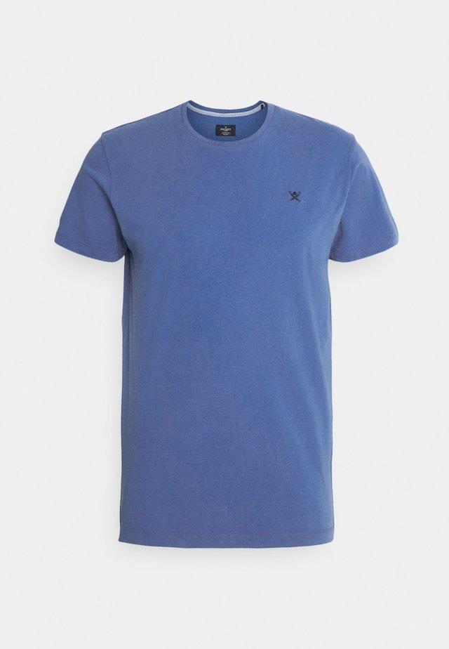 LOGO TEE - Maglietta a manica lunga - marine