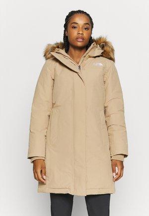 W ARCTIC PARKA - Down coat - hawthorne khaki