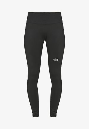 WOMENS AMBITION MID RISE - Leggings - black