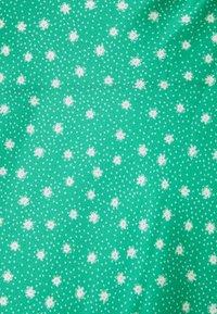 Glamorous - MIDI SKIRT WITH SIDE SPLIT - Pencil skirt - green ditsy - 2