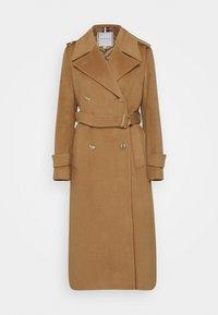 Tommy Hilfiger - HEAVY BLEND MAXI - Classic coat - camel - 0
