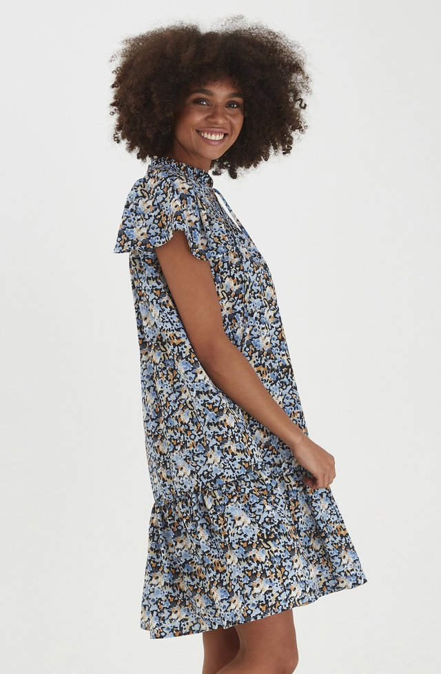 IXLUNA - Sukienka letnia - coronet blue