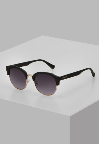 CLASSIC ROUNDED - Sunglasses - black
