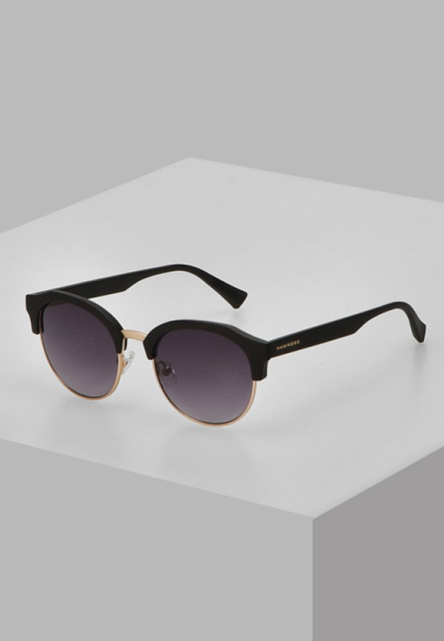 CLASSIC ROUNDED - Zonnebril - black