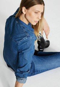 IKKS - Button-down blouse - indigo - 3