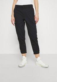 Converse - PANT - Trousers - black - 0