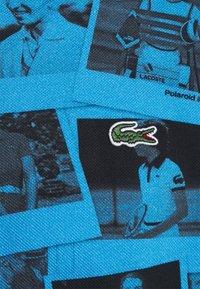 Lacoste LIVE - UNISEX - Polo shirt - blue/black - 2