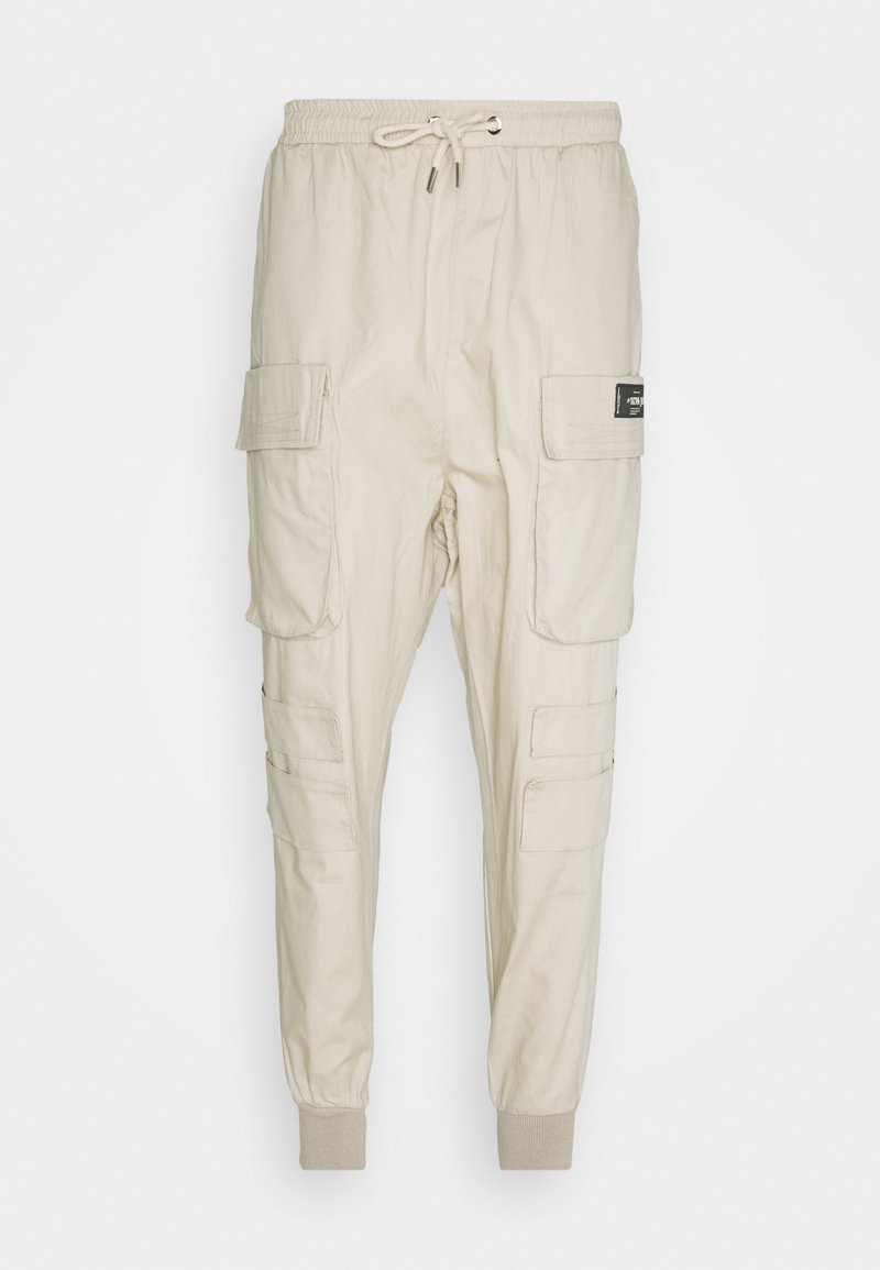 Sixth June NEW PANTS - Cargohose - beige K9uqTs