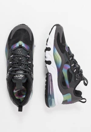 AIR MAX 270 REACT 20 - Sneakers laag - dark smoke grey/multicolor/black/white