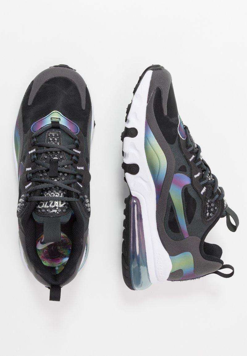 Nike Sportswear - AIR MAX 270 REACT 20 - Sneakers laag - dark smoke grey/multicolor/black/white
