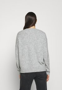 CLOSED - WOMEN - Maglione - light grey melange - 2