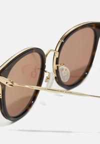 McQ Alexander McQueen - UNISEX - Sluneční brýle - havana/gold-coloured - 3