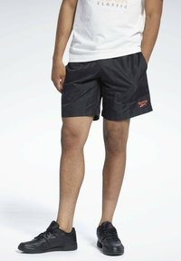 Reebok Classic - CLASSICS - Shorts - black - 0