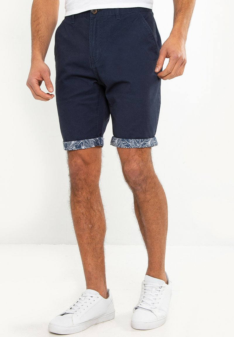 Threadbare - REDCAR - Shorts - blau
