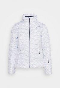 TALMA LADY JACKET - Ski jacket - light grey/white