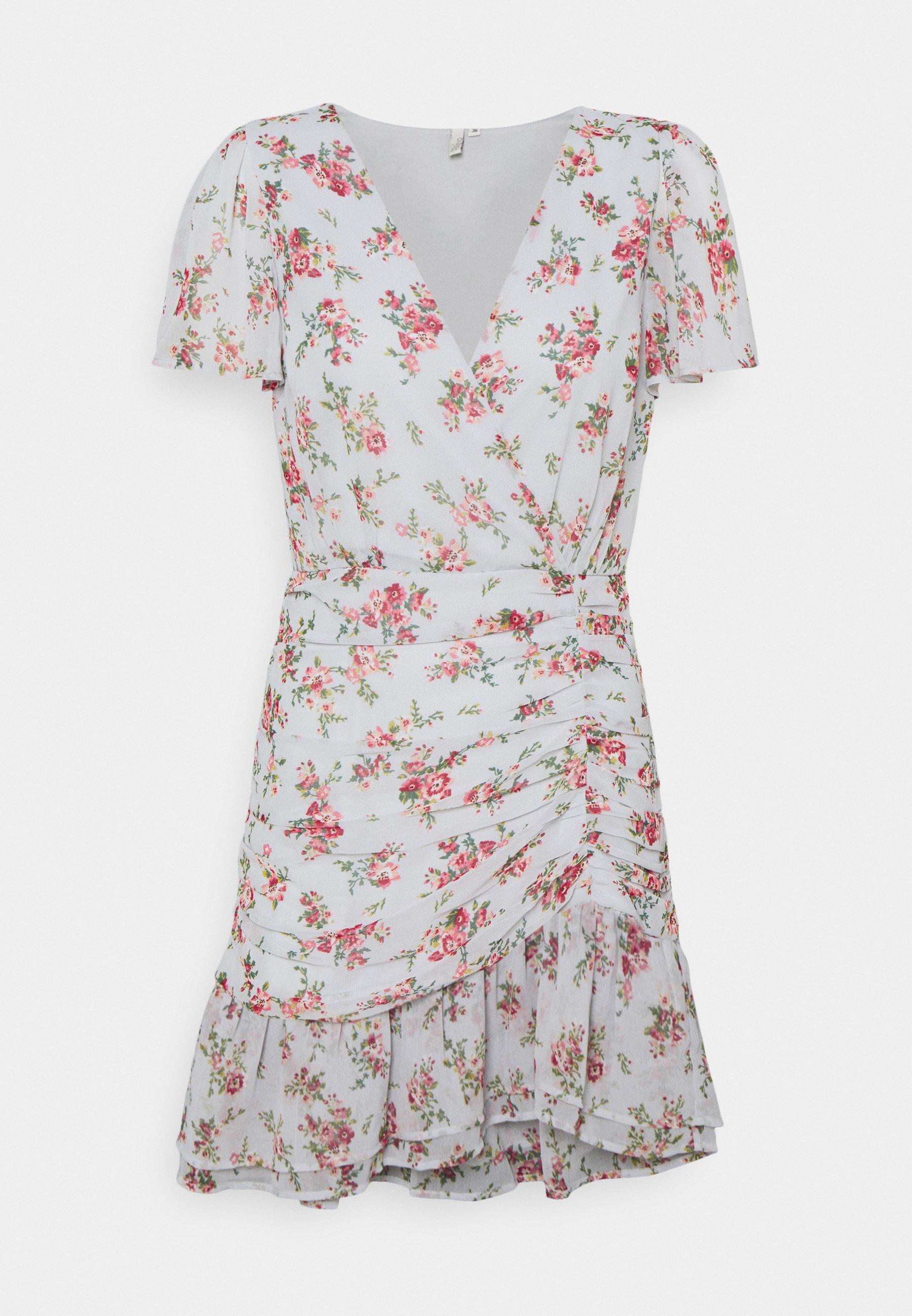Women SUNNY FRILL DRESS - Day dress