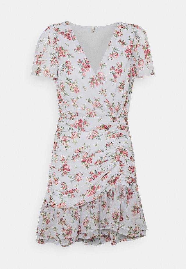 SUNNY FRILL DRESS - Vestito estivo - multicoloured