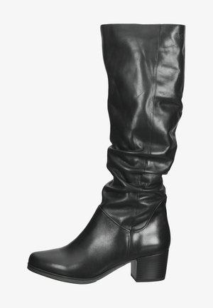 Boots - black nappa