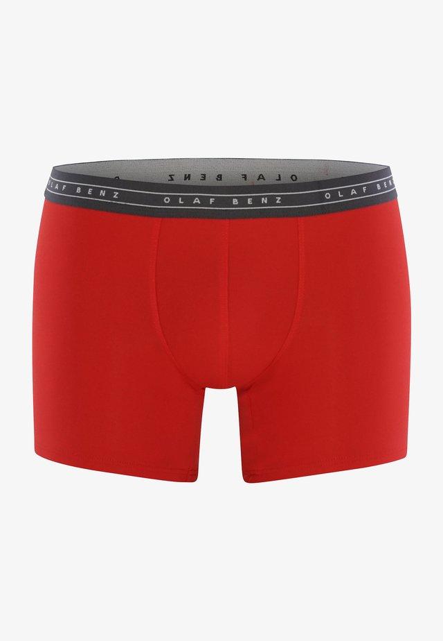 Boxer shorts - rot