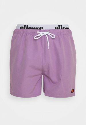 TEYNOR - Swimming shorts - lilac