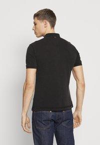Napapijri - ELBAS - Poloshirt - black - 2