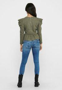 ONLY - Long sleeved top - kalamata - 2