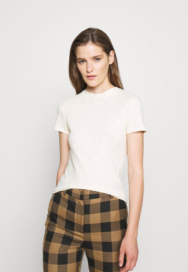 TINY TEE NEBULOUS - Basic T-shirt - ecru