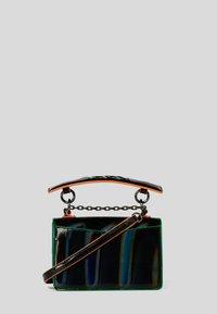 KARL LAGERFELD - SEVEN IRIDESCENT  - Handbag - black - 1
