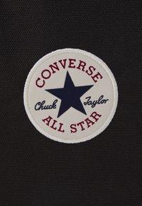 Converse - CROSS BODY - Taška spříčným popruhem - black - 4