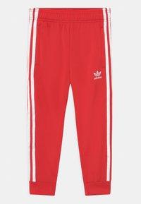 adidas Originals - TRACKSUIT SET UNISEX - Trainingspak - red/white - 2