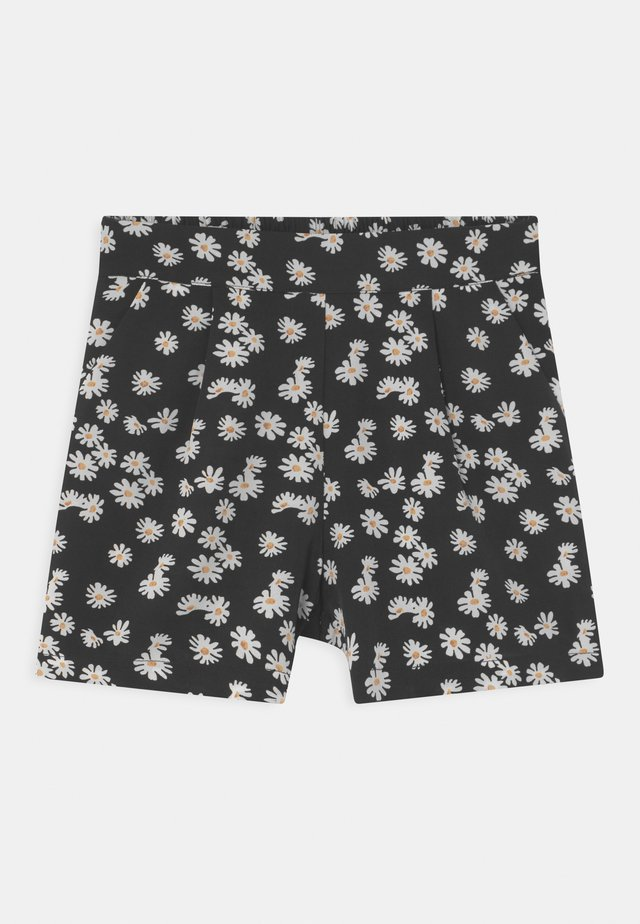 DANA FLOWER  - Shorts - black