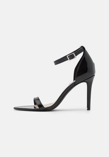 PRETTY PERFECT - Sandals - black
