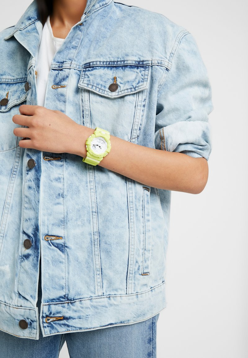 BABY-G - SHOCK - Digital watch - gelb