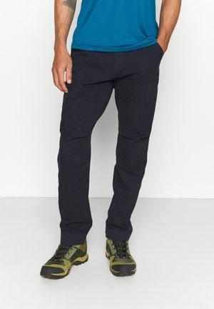DOME PANT - Pantalones montañeros largos - aviator navy