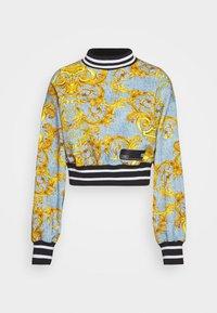 Versace Jeans Couture - Sweatshirt - azzurro scuro - 5