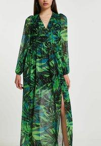 River Island - Maxi dress - green - 2