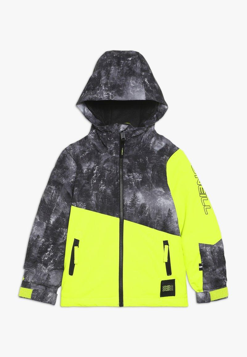 O'Neill - HALITE JACKET - Snowboard jacket - green
