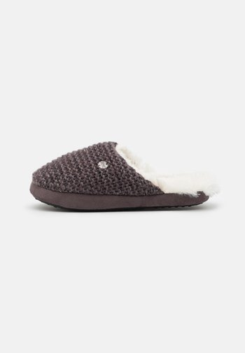 BIRMINGHAM - Slippers - dark grey