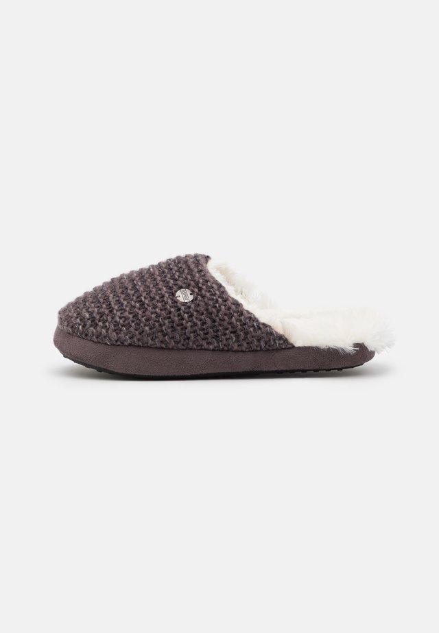 BIRMINGHAM - Pantoffels - dark grey