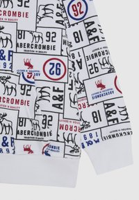 Abercrombie & Fitch - LOGO - Hoodie - white - 2