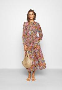 YAS - YASTAPETIA DRESS - Kjole - multi coloured - 1