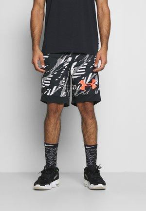 RETRO  - Short de sport - black