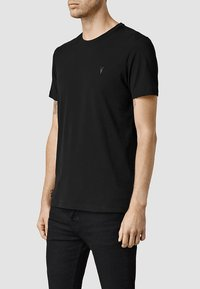 AllSaints - BRACE - Basic T-shirt - ink navy - 2