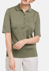 Gerry Weber - Polo shirt - light khaki - 1